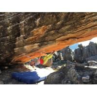 Крешпад Xclimb в Африке