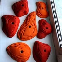 Новые скалолазные зацепки от Xclimb. Сет Albarracin