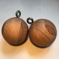 Деревянные шары от Xclimb - Wood strength